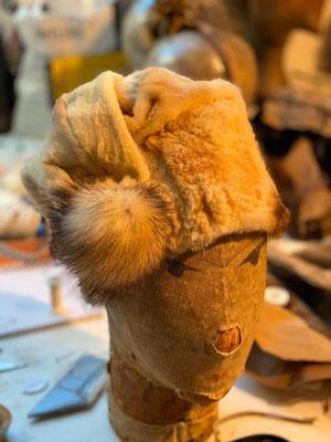 Pelzverarbeitung - Christine Rohr Academy of Millinery and Textile Arts 2020