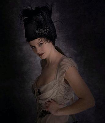 Black Collection - Christine Rohr Master Milliner  2019 Foto: Roswitha Wesiak