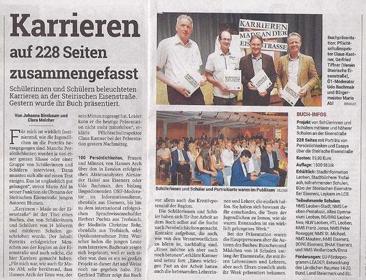 Kleine Zeitung Juni 2017