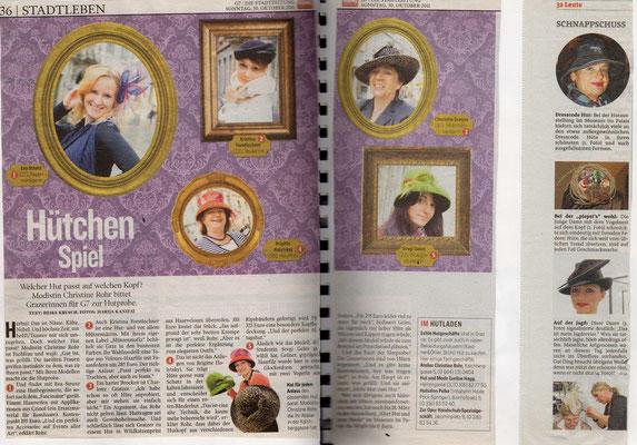 HÜTCHENSPIEL - Kleine Zeitung