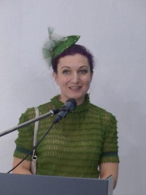 Christine Rohr, Foto: Kathrin Felle