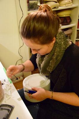 Christine Rohr Academy - Modul 4 Formenbau - Dezember 2018/ Jänner 2019