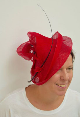 Open Workshop II/2017-International Academy of Millinery - Christine Rohr