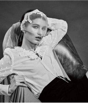 Grazettina Mai 2019 - Christine Rohr Master Milliner
