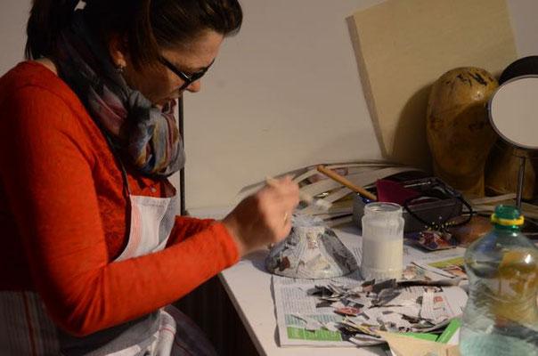 Christine Rohr Academy - Modul 4 Formenbau - Dezember 2014