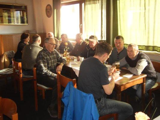 Jahreshauptversammlung des BZV Dellach/Drau