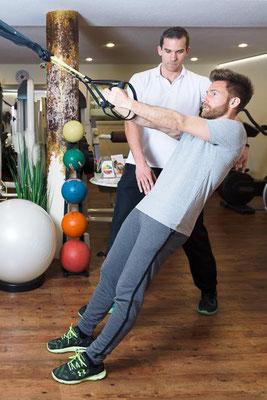 Zertifizierter fitness und personal Trainer, Rainer Rist, Kanton St. Gallen, Schweiz. Personal Training PhysioPlus Delgrosso Widnau Au Heerbrugg Balgach Berneck Diepoldsau Rebstein Rheintal