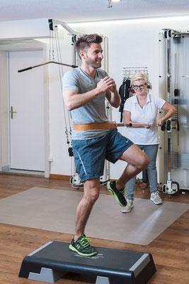 Sportphysiotherapie nach Verletzungen oder Operationen PhysioPlus Delgrosso Widnau Au Heerbrugg Balgach Berneck Diepoldsau Rebstein Rheintal St. Gallen, ©nussbaumerphotography.com