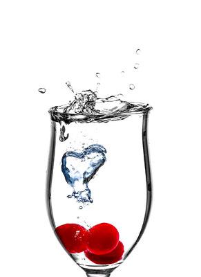 Splash, Highspeed, Wasser, Still, Love