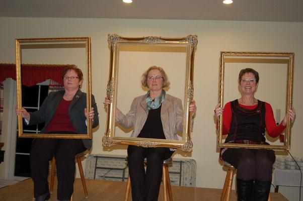 """Abschiedsszenario mit """"Führung durch das Landfrauen-Museum"""""""