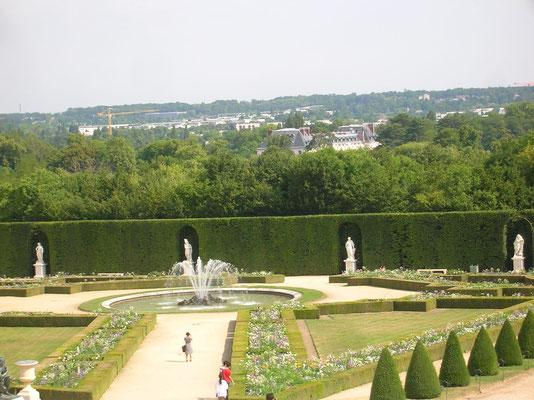 Garten von Versailles