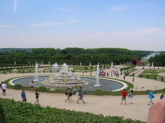 Wasserspiele i. Schlosspark