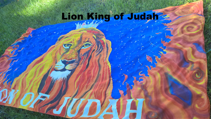 King Lion of Judah