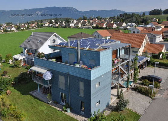 Solarenergie Solothurn