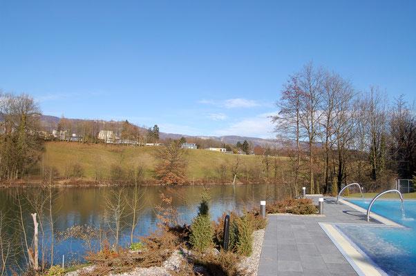 Sportzentrum Zuchwil an der Aare mit Sporthotel und Gruppenräumen - Sauna Wellnesspool and more!