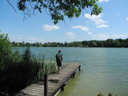 Einmaliges Hotel am sauberen Natursee