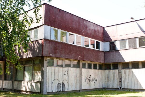 RTU ēka pirms rekonstrukcijas