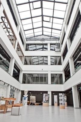 RTU ēka pēc rekonstrukcijas