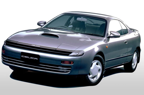 Toyota Celica 1990 1993 Tcsts Webseite