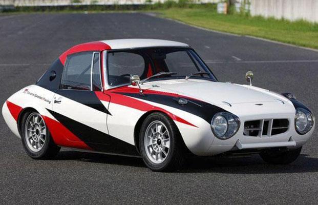 Historie Toyota Sportwagen Tcsts Webseite