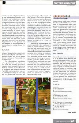 PuzzleBOBS - Review AmigaPlus 1/2002