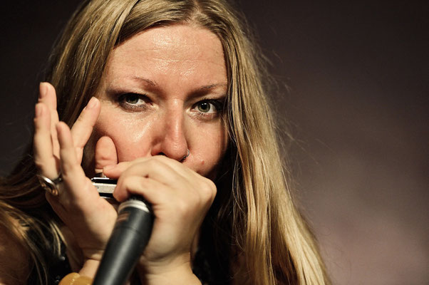 Beata Kossowska - The First Lady Of Blues Harp