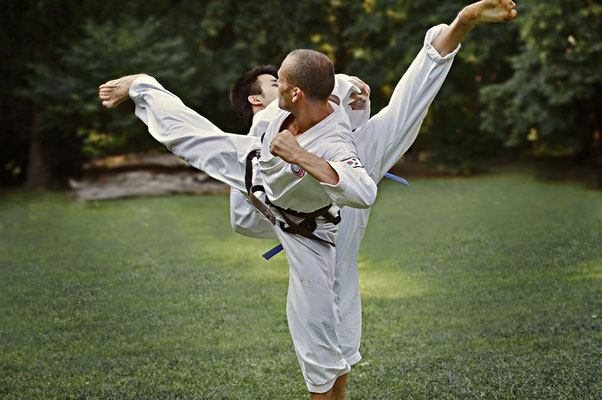 Tim und Kien  www.taekwondo-schwabach.de