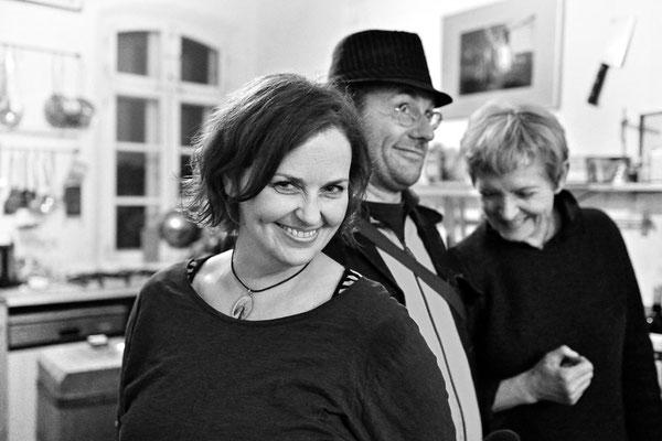 Brigitta, Theo, Helga