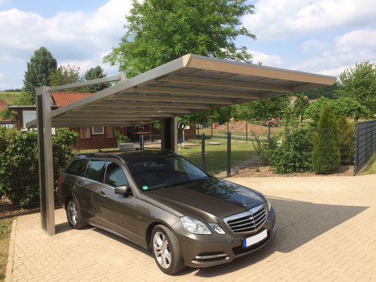 Myport Designcarport aus Japan