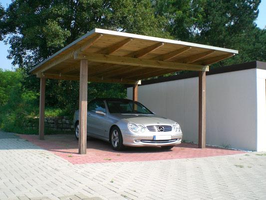 QUADRO Design Carport