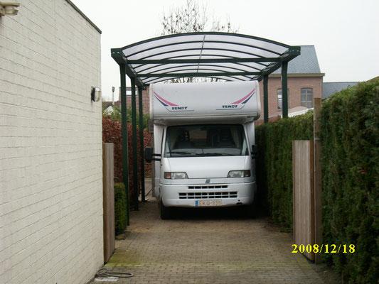 Carports für wohnmobile carportfabrik