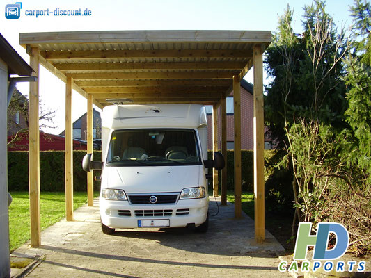 wohnmobil carport excellent wohnmobil carport with. Black Bedroom Furniture Sets. Home Design Ideas