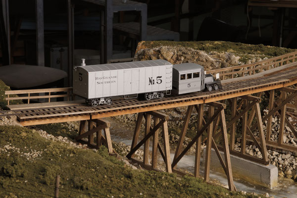 Modular layout at the Olten Spur O Expo 2015