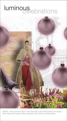 Weihnachtstrendthema: Lumius Celebrations