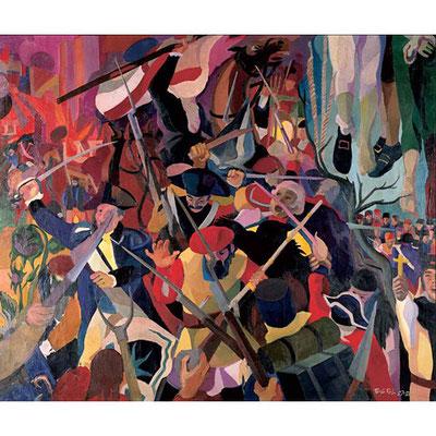 La rivoluzione di Giovanni Maria Angioj, 1957-58