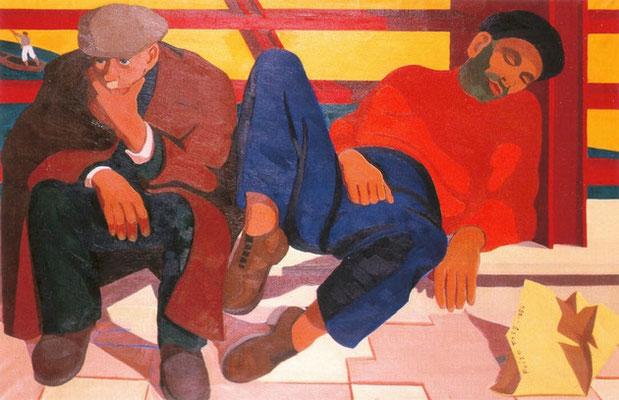 I disoccupati, 1954