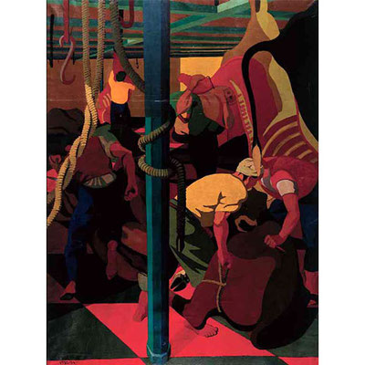 Il mattatoio, 1952-54