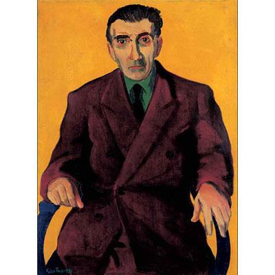 Ritratto di Salvatore Cambosu, 1951