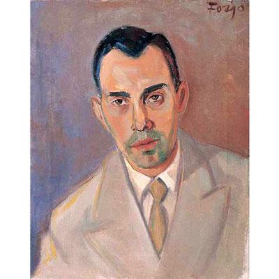 Ritratto di Vittorino Fiori, 1949