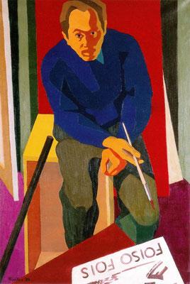 Autoritratto, 1956