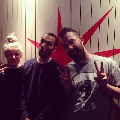Vanessa Pinto, Blaow & Lefto