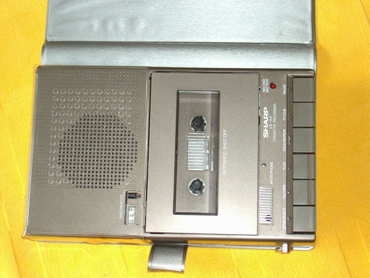 Sharp CE 152 Cassettenrecorder