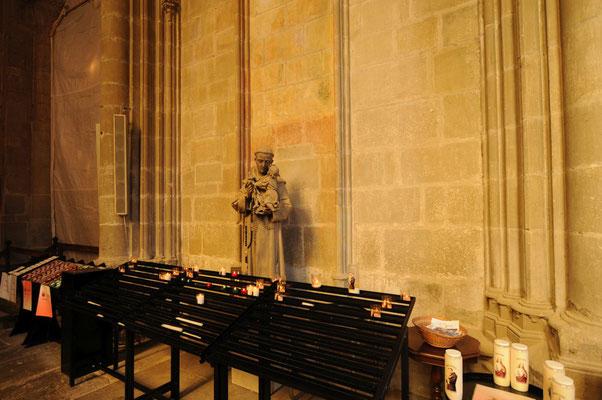 In der Basilika Saint-Nazaire