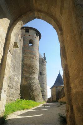 Innerhalb der Festung