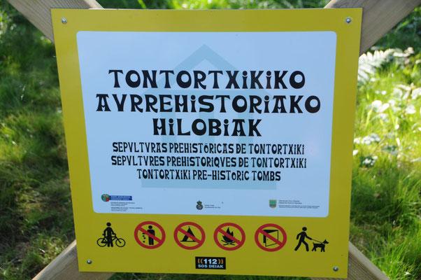 Ein Anschauungsbeispiel der baskischen Sprache