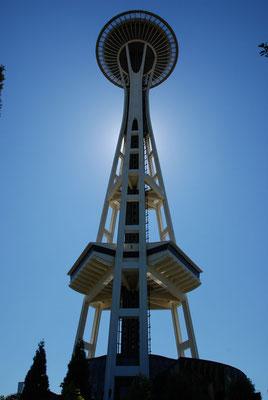 """Wahrzeichen Seattles """"Spaceneedle"""""""