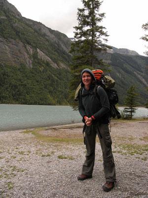 Mount Robson- noch lache ich