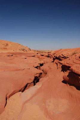 Antelope Canyon - von oben