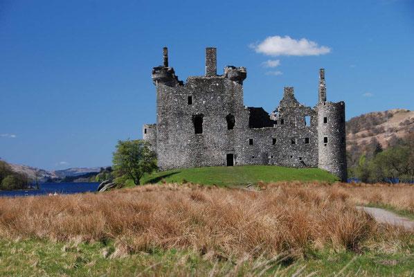 Ruine von Kilchurn Castle