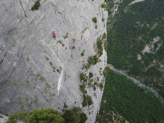 Paradies für Kletterer